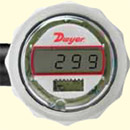 BPI Battery Powered Temperature Indicator